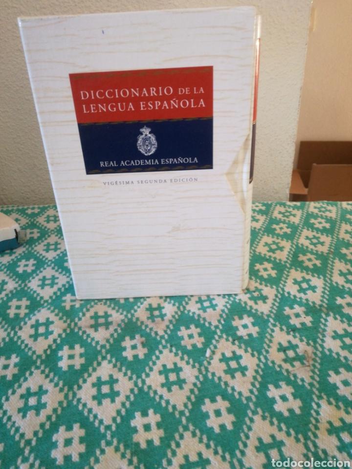 Diccionarios: DICCIONARIO ESPASA - Foto 2 - 148756954
