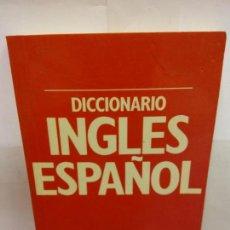 Diccionarios: BJS.DICCIONARIO INGLES ESPAÑOL.EDT, VOX... Lote 150210018