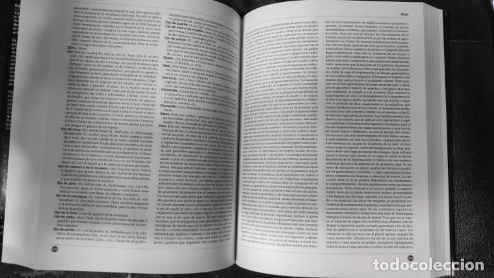 Diccionarios: DICCIONARIO CLASICO DE ARQUITECTURA Y BELLAS ARTES ( ANDRES CALZADA ECHEVARRIA ) - Foto 6 - 183675113