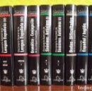 Diccionarios: LIBROS BIBLIOTECA DE CONSULTA LAROUSSE - RBA - 10 TOMOS. Lote 162166162