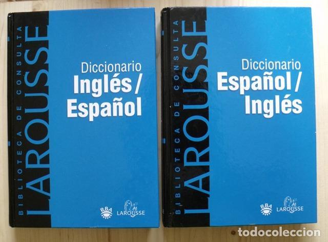 Diccionarios: Libros Biblioteca de Consulta Larousse - RBA - 10 TOMOS - Foto 6 - 162166162