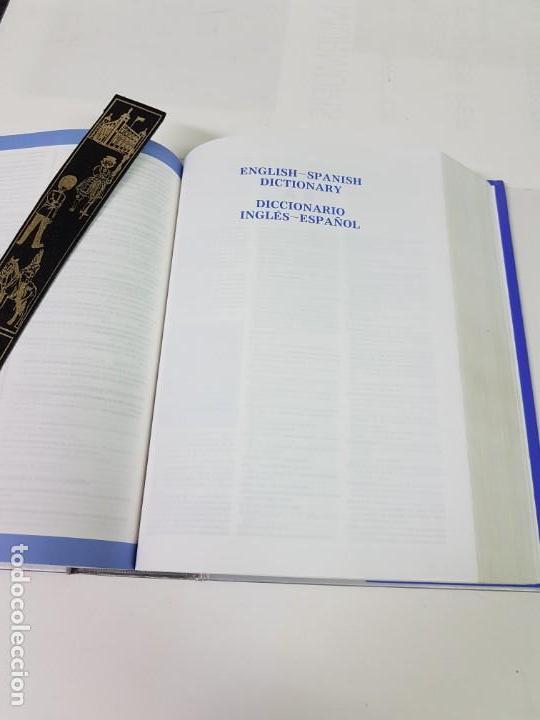 Diccionarios: LOTE DE 2 DICCIONARIOS FRANCÉS E INGLÉS ; LAROUSSE Y COLINS UNIVERSAL . AMBOS TAPAS DURAS - Foto 13 - 162477994
