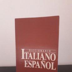 Diccionarios: DICCIONARIO ITALIANO ESPAÑOL. Lote 172763499