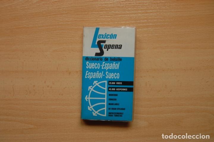 DICCIONARIO SUECO-ESPAÑOL; ESPAÑOL-SUECO (Libros Nuevos - Diccionarios y Enciclopedias - Diccionarios)