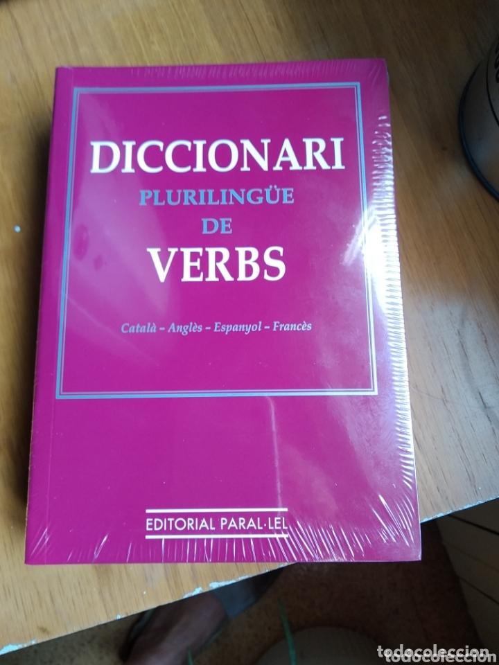 DICCIONARI PLURILINGÜE DE VERBS (Libros Nuevos - Diccionarios y Enciclopedias - Diccionarios)