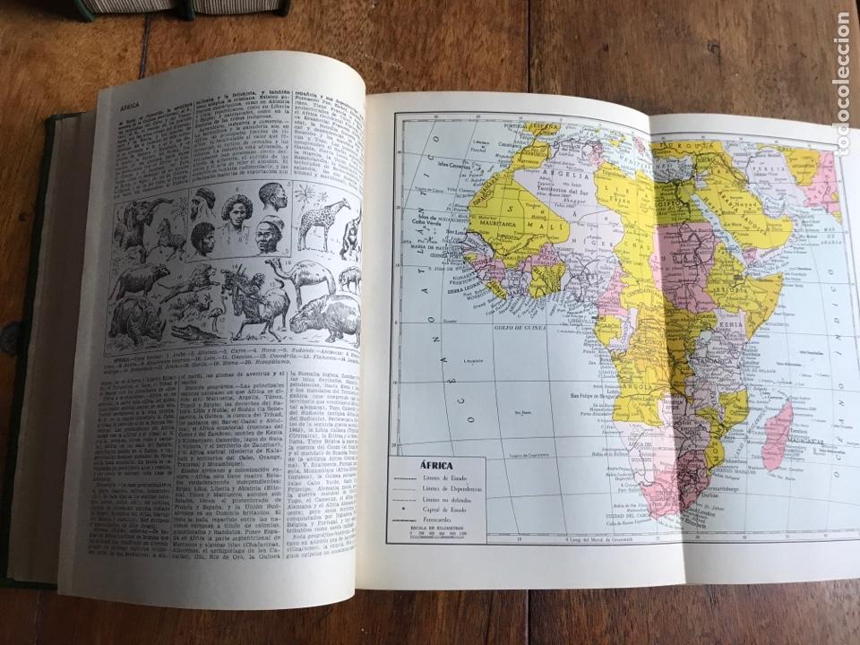 Diccionarios: Diccionario Enciclopédico Ilustrado . Ramon Sopena 1962 - Foto 4 - 177945810