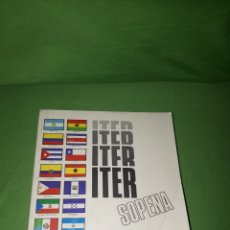 Diccionarios: DICCIONARIO ITER SOPENA 1981 LEER DESCRIPCION. Lote 177949154