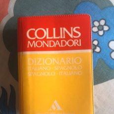 Diccionarios: DICCIONARIO COLLINS BOLSILLO ITALIANO-ESPAÑOL. AÑOS 90. 304 PAGINAS. Lote 178280168