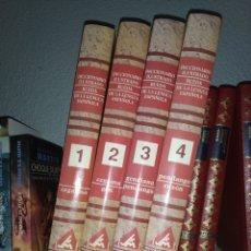 Diccionarios: DICCIONARIO ILUSTRADO RUEDA. Lote 178852811