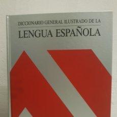 Diccionarios: DICCIONARIO GENERAL ILUSTRADO DE LA LENGUA ESPAÑOLA. VOX. Lote 179593245