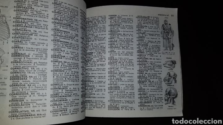 Diccionarios: DICCIONARIO ILUSTRADO DE LA LENGUA ESPAÑOLA ITER SOPENA - Foto 3 - 180134372