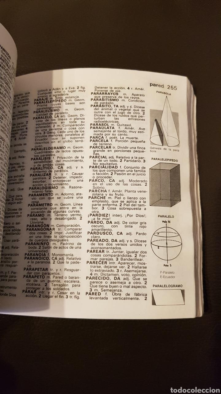 Diccionarios: Diccionario ilustrado de la Lengua Española Iter Sopena - Foto 4 - 180134545