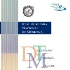 Diccionarios: DICCIONARIO DE TÉRMINOS MÉDICOS + VERSIÓN ELECTRÓNICA. Lote 180344873