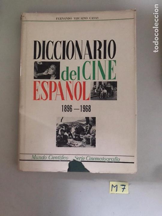 DICCIONARIO DEL CINE ESPAÑOL (Libros Nuevos - Diccionarios y Enciclopedias - Diccionarios)