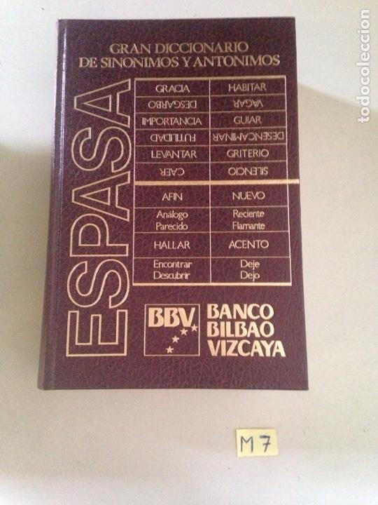 GRAN DICCIONARIO DE SINÓNIMOS Y ANTÓNIMOS (Libros Nuevos - Diccionarios y Enciclopedias - Diccionarios)