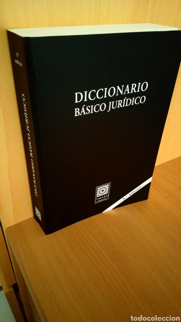 DICCIONARIO BÁSICO JURIDICO (Libros Nuevos - Diccionarios y Enciclopedias - Diccionarios)