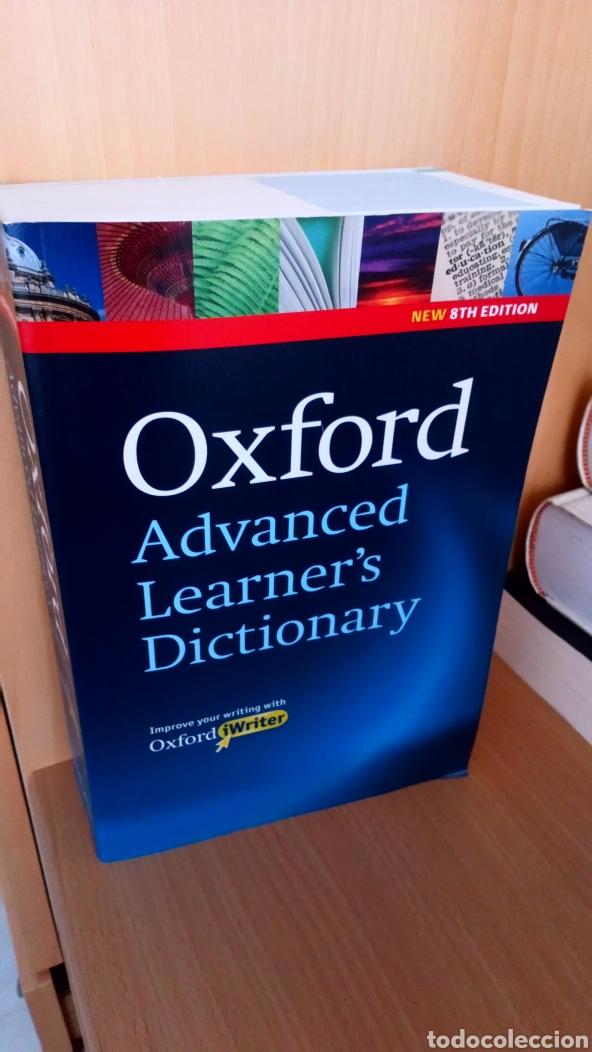 OXFORD ADVANCED LEARNER'S DICTIONARY (Libros Nuevos - Diccionarios y Enciclopedias - Diccionarios)