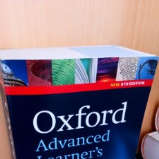 Diccionarios: OXFORD ADVANCED LEARNER'S DICTIONARY. Lote 182595685