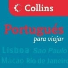 Diccionarios: PORTUGUÉS PARA VIAJAR. Lote 183078621