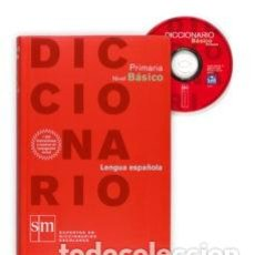 Diccionarios: DICCIONARIO PRIMARIA BASICO (FLEXIBOOK) VV.AA. CON CD. Lote 183566720