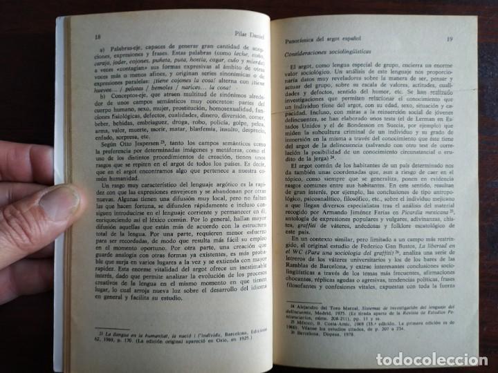 Diccionarios: Diccionario de Argot Español, de Victor Lujan Diccionario alternativo a normas puramente lingüística - Foto 3 - 184791207