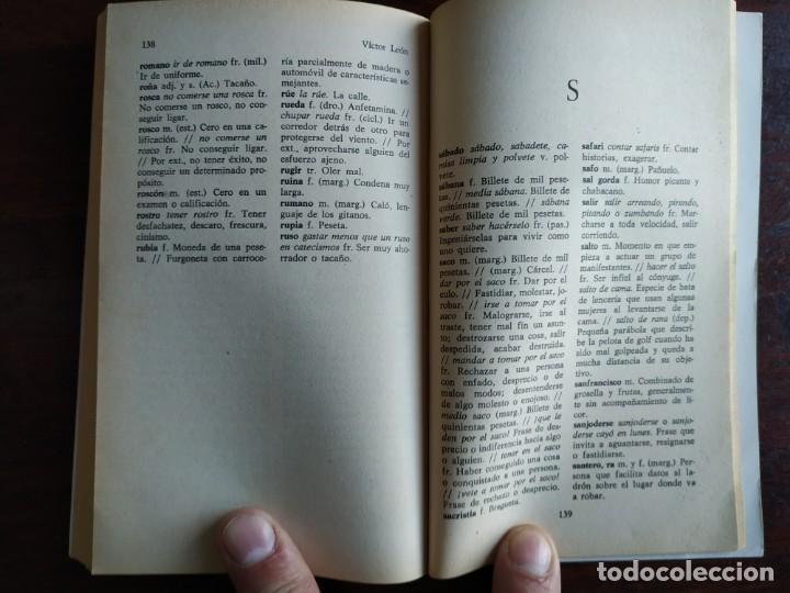 Diccionarios: Diccionario de Argot Español, de Victor Lujan Diccionario alternativo a normas puramente lingüística - Foto 8 - 184791207