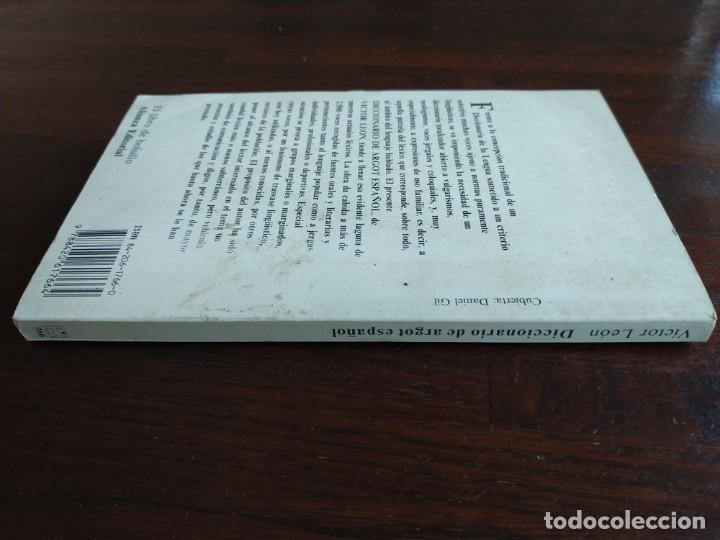 Diccionarios: Diccionario de Argot Español, de Victor Lujan Diccionario alternativo a normas puramente lingüística - Foto 10 - 184791207