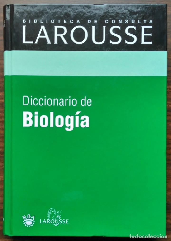 DICCIONARIO DE BIOLOGIA. (Libros Nuevos - Diccionarios y Enciclopedias - Diccionarios)