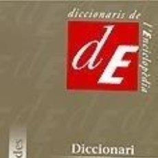 Diccionarios: DICCIONARI LLATÍ-CATALÀ. Lote 188477581