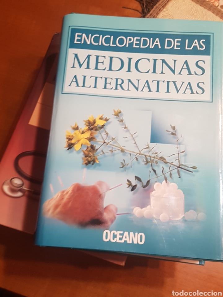 Diccionarios: Diccionario de medicina y enciclopedia de las medicinas alternativas Oceano - Foto 3 - 188748427