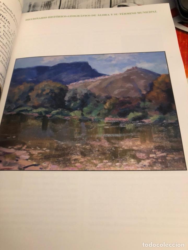 Diccionarios: Diccionario histórico- geográfico de alora y su término municipal - Foto 2 - 188758776