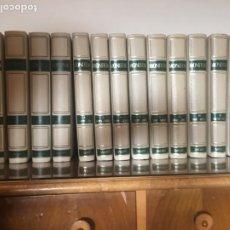Diccionarios: DICCIONARIO ENCICLOPÉDICO SALVAT MONITOR. 12 TOMOS + INDICE. Lote 190373932