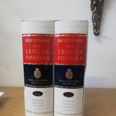 Livres: DICCIONARIO REAL ACADEMIA ESPAÑOLA 2001. Lote 191460873