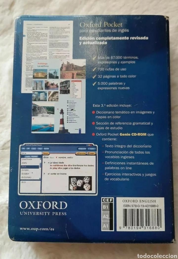 Diccionarios: Libros Diccionario de aprendizaje de inglés español en buen estado. no dispone disco cd. - Foto 2 - 192837030