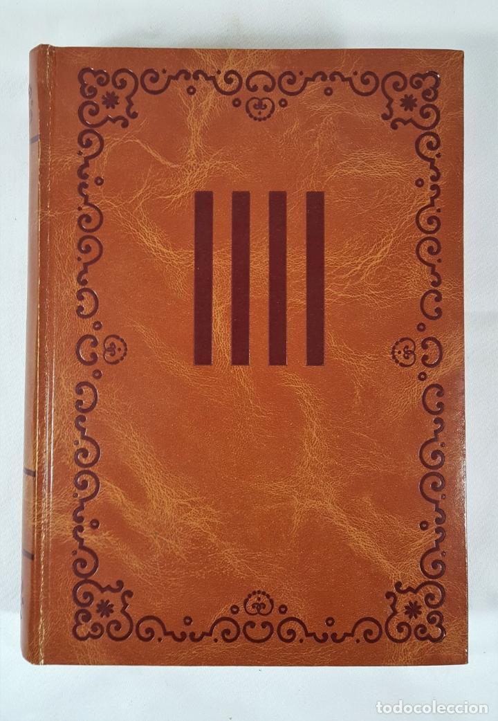 Diccionarios: DICCIONARIO RÀFOLS . 4 TOMOS. M. MARCH. EDIT. CATALANES. BARCELONA. 1985/89. - Foto 7 - 159046198