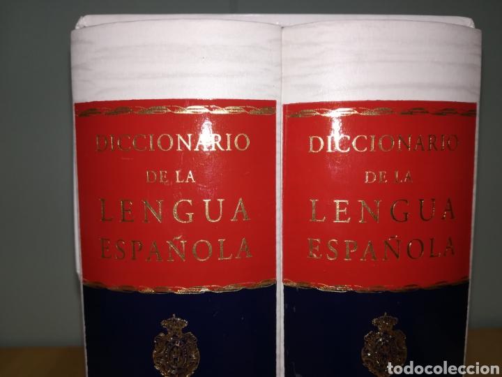 Diccionarios: Diccionario de la Lengua Española - Foto 3 - 198464606
