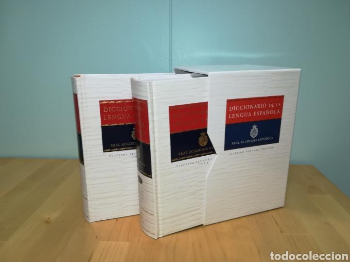 DICCIONARIO DE LA LENGUA ESPAÑOLA (Libros Nuevos - Diccionarios y Enciclopedias - Diccionarios)