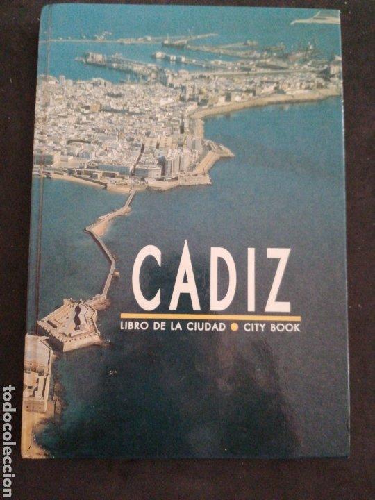 CÁDIZ , LIBRO DE LA CIUDAD DE CÁDIZ, CITY BOOK (Libros Nuevos - Diccionarios y Enciclopedias - Diccionarios)