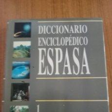 Diccionarios: DICCIONARIO ENCIPEDICLO 30 VOLUMEN ESPASA. Lote 204247253