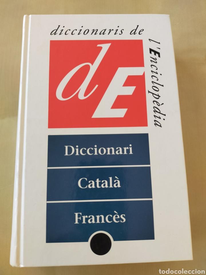 DICCIONARI CATALÀ FRANCÈS (Libros Nuevos - Diccionarios y Enciclopedias - Diccionarios)