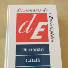 Diccionarios: DICCIONARI CATALÀ FRANCÈS. Lote 205031430