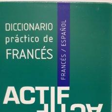 Diccionarios: DICCIONARIO PRÁCTICO DE FRANCES. Lote 205189341
