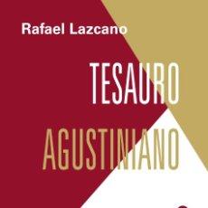 Diccionarios: TESAURO AGUSTINIANO. 2. ÁLVAREZ DE TOLEDO - ASENSIO AGUIRRE. Lote 206205211