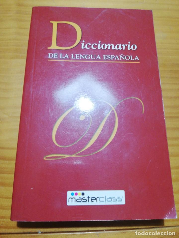 DICCIONARIO DE LA LENGUA ESPAÑOLA ABREVIADO (Libros Nuevos - Diccionarios y Enciclopedias - Diccionarios)