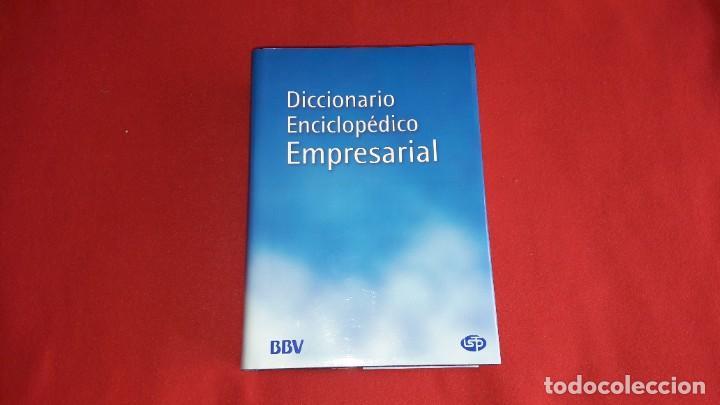 DICCIONARIO ENCICLOPEDICO EMPRESARIAL. INTITUTO SUPERIOR DE TECNICAS Y PRACTICAS BANCARIAS.1999 (Libros Nuevos - Diccionarios y Enciclopedias - Diccionarios)