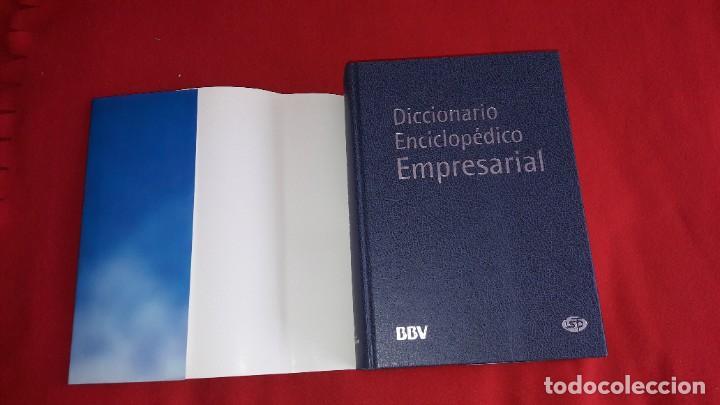 Diccionarios: DICCIONARIO ENCICLOPEDICO EMPRESARIAL. INTITUTO SUPERIOR DE TECNICAS Y PRACTICAS BANCARIAS.1999 - Foto 2 - 209114355
