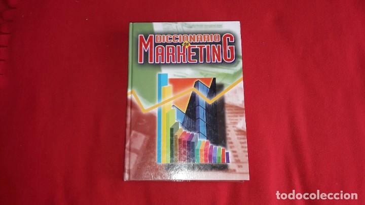 DICCIONARIO DE MARKETING. BRUNO PUJOL BENGOECHEA. 1999 (Libros Nuevos - Diccionarios y Enciclopedias - Diccionarios)