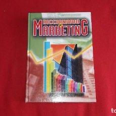 Diccionarios: DICCIONARIO DE MARKETING. BRUNO PUJOL BENGOECHEA. 1999. Lote 209112642