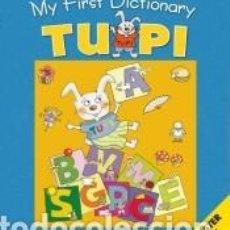 Diccionarios: MY FIRST ENGLISH DICTIONARY TUPI. Lote 209991901