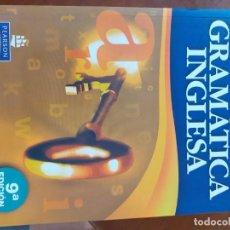 Diccionarios: GRAMÁTICA INGLESA. Lote 210206073